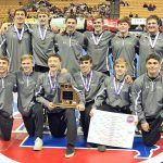 WRESTLERS FINISH 3RD AT STATE