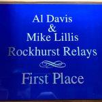 Girls Varsity Track finishes 1st place at Invitational @ Rockhurst High School