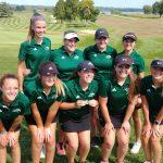 Girls Varsity golf @ Paradise Pointe