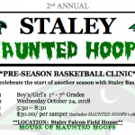 HAUNTED HOOPS – WED., OCT. 24