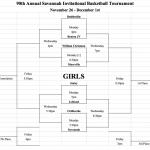 STALEY GIRLS' BASKETBALL OPENS AT SAVANNAH TOURNAMENT