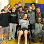 Staley Varsity Wrestling finishes 7th place at Tournament @ Granite City High School
