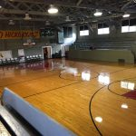 "STALEY BOYS' BASKETBALL TO PLAY IN ""HOOSIERS"" GYM"