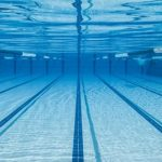 CONFERENCE GIRLS' SWIM AND DIVE STARTS THURSDAY