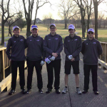 Boys Varsity Golf finishes 5th place at Tournament @ Hodge Park