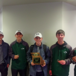 Boys Varsity Golf finishes 2nd place at MSHSAA Districts @ Paradise Pointe Golf Complex