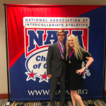 UTZ AND WHEELER EARN NAIA CHAMPIONS OF CHARACTER AWARD
