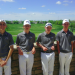 Boys Varsity Golf finishes 3rd place at MSHSAA Sectionals @ Tiffany Greens Golf Course