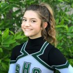 CHEERLEADER/WEIGHTLIFTER EMMA NYE TO BE FEATURED ON KMBC-TV