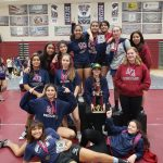 LQ Girls' Wrestling Team is Desert Empire League Champions!