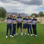 Boys Varsity Golf beats Xavier 215-227
