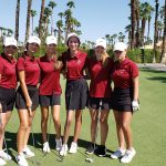 Girls golf team beats Coachella Valley 260-302