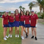La Quinta girls golf falls to Palm Desrt
