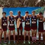Sophomore Boys Win at Central Park Invitational