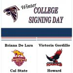 Winter College Signing Day – 02/11/2020