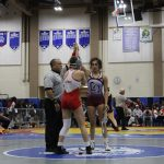 LQHS's 1st Girls Wrestling State Qualifier