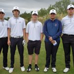 Boys Varsity Golf falls to Xavier Prep 222 – 243