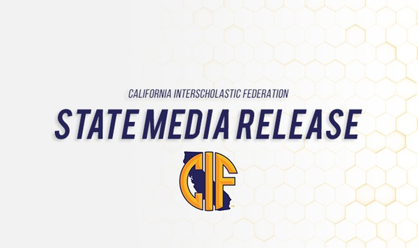 CIF State Announces Sports Seasons for the 2020-2021 School Year