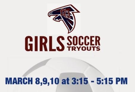 Girls Soccer Tryouts