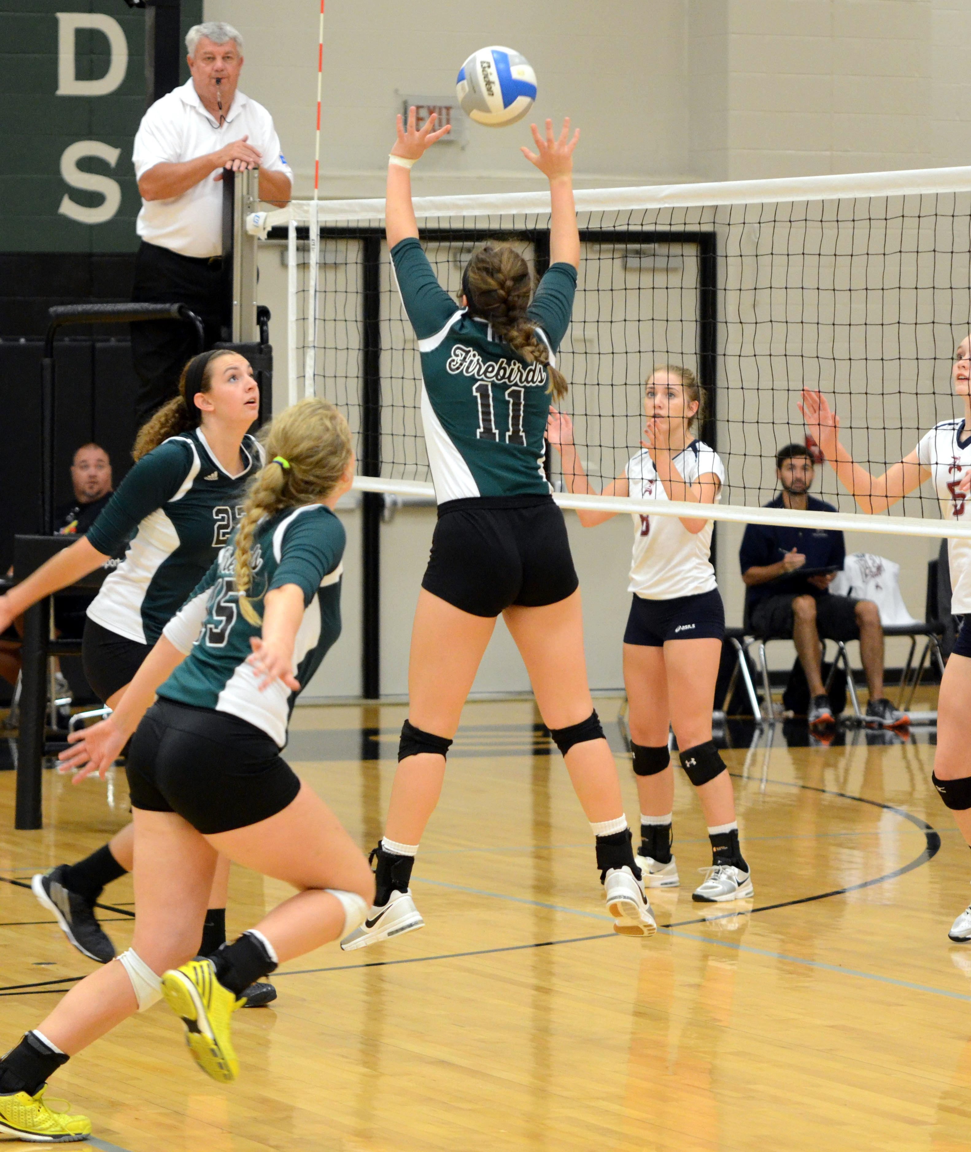 VOLLEYBALL SEASON OPENER IS ONE YOU DON'T WANT TO MISS!