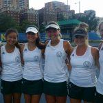 Varsity Tennis Captures 4th at Plaza