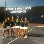 Free State Tennis Wins Home Quad