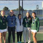 Girls Tennis Takes 4th at State