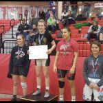 Free State Girls Wrestling State Champion