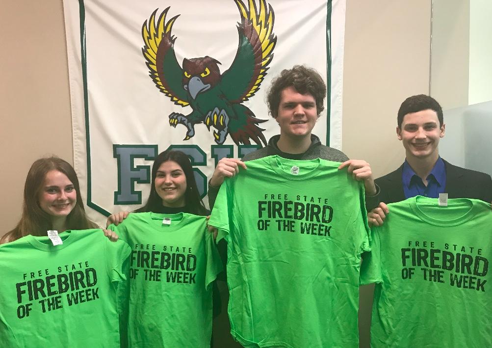 Firebirds of the Week!