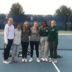 Varsity Tennis Take 4th at League