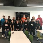 S.A.L.T. of the Firebirds Planning Committee Hosts SM Northwest Student-Athletes