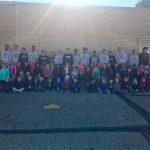 Firebirds Basketball Team Visits Woodrow Wilson Elementary School