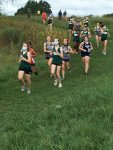 Girls Varsity Cross Country finishes 6th place at Mill Valley Invite