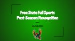 Free State Firebirds Earn Post-Season Honors!