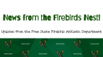 Attn: Free State Parents of Student-Athletes – News from the Firebirds Nest!