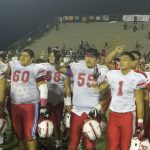 Saints football beats Orange – remains undeafeated in league