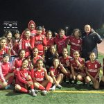 Varsity Girls Soccer Team Wins Tournament Championship