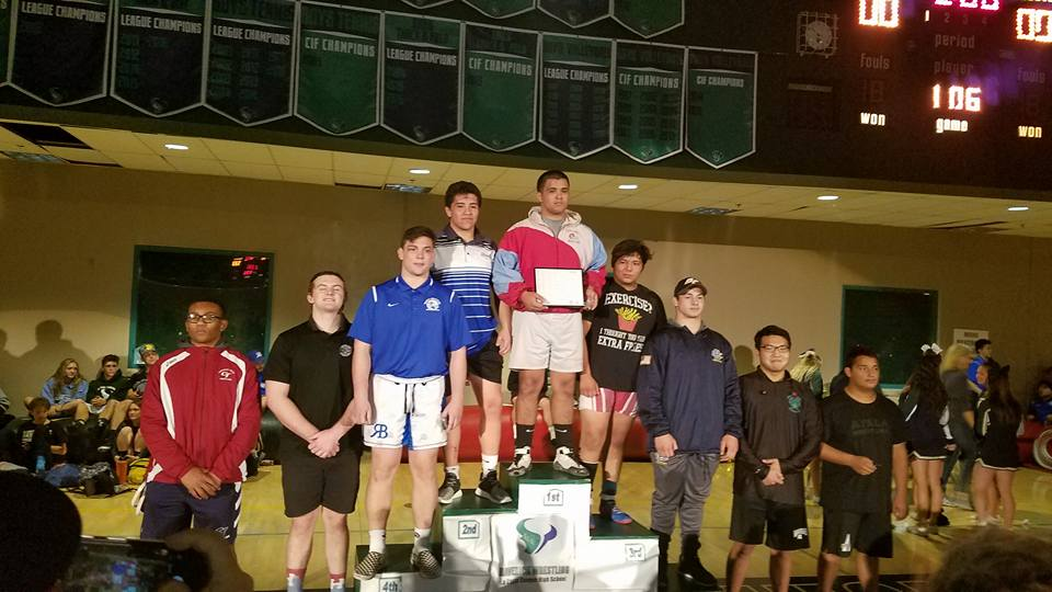 Joey Daniel Captures Championship at La Costa Canyon Tournament