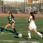 Girls Soccer Sweeps Saddleback