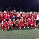 Boys JV Soccer Wins Capo Valley Tournament