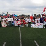 Girls soccer defeats Orange 10-0 on senior day