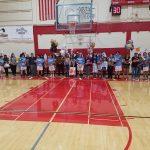 Girls basketball celebrates Senior Night with win over Loara