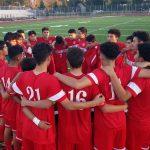 Boys Soccer wins 5th Consecutive Golden West League Championship