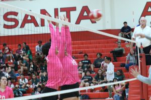 Volleyball vs Saddleback