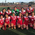 Girls Varsity Soccer beats Saddleback 2 – 0