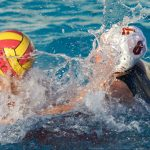 Lady Saints Water Polo vs JSerra 1-10-19