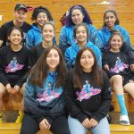 Girls Wrestlers 7th Place at Ayala Women's Wrestling Invitational