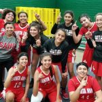 Girls Basketball Wins League Championship