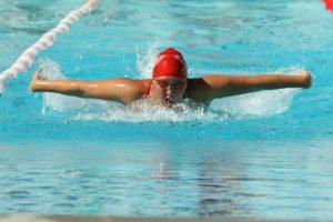 2019 Swimming vs Saddleback 4-10-19