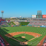 Saints Baseball Playing at the Big A – 6:00 pm Friday, April 26
